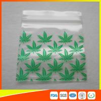 Wholesale Reclosable Custom Printed Ziplock Bags / Plastic Packing Bag With Zipper from china suppliers