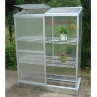 Wholesale 3 Tier 4mm PC / Poly Sheet Cold Frame Mini Greenhouse For Agriculture / Ornamental from china suppliers