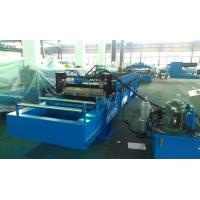 Wholesale High Speed 0 - 25m / min Corrugated Roll Forming Machine Fly Cutting No Stop from china suppliers