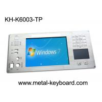 Wholesale Rugged Industrial Keyboard with Touchpad Mouse and Digital Keypad 16 Keys from china suppliers