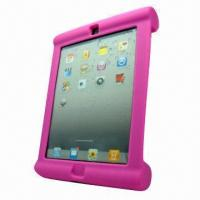Wholesale Silicone Protection Case with Handy Grip for iPad  from china suppliers