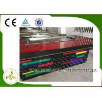 Wholesale S/S Electric Indoor Teppanyaki Grill 8 Seats Rectangle Fume Upper Exhaust from china suppliers
