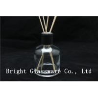 Wholesale Glass Empty Reed Diffuser Bottle With Diffuser Rattan from china suppliers