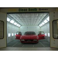 Wholesale Single Down Draft Spray Booth from china suppliers