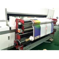 Quality High Speed Fabric Inkjet Textile Printing Machine With Rioch Head 50HZ / 60HZ for sale