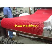 Wholesale 55kw  Hotel Coil Mat Plastic Recycling Machinery 300-500kg/H from china suppliers