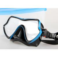 Wholesale Prefessional Watersports Equipment PP ABS Silicon Scuba Diving Mask from china suppliers
