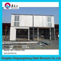 Wholesale Luxury container living prefab house modular 2 stories from china suppliers