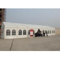 Quality 500 People 10 X 20 Outdoor Canopy Party Tent With Sidewalls For Different Activities for sale
