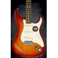 Wholesale Fender American Standard Stratocaster with Emerson Custom Mod - Sienna Sunburst, Rosewood from china suppliers