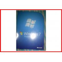Quality Microsoft  32 bit full version Windows 7 Professional Retail Box DVD with 1 SATA Cable for sale