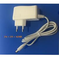 Buy cheap 12v 1a ac dc power adapter with jack adapter - great Wall mounted power supply from wholesalers