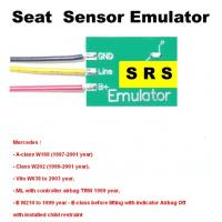 Wholesale SRS6 Mercedes Seat Sensor Emulator, Car Repair Troubleshooting for Mercedes Benz from china suppliers