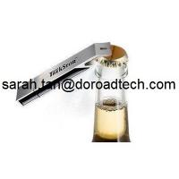Quality High Quality Real Capacity Customized Metal USB Flash Drive Bottle Opener, USB3.0 for sale
