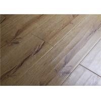 Buy cheap Waterproof Distressed Maple Laminate Flooring with Handscraped Anti-scratched from wholesalers