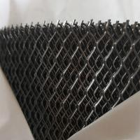 Wholesale 6 * 12 MM Hole Expanded Metal Mesh for Vietnam 0.8MM Thickness from china suppliers