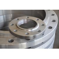 Wholesale ASME DIN Forged Steel Flanges Diameter 200 - 1200 Mm UT Test TUV Certificate from china suppliers