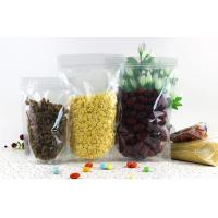 Wholesale Transparent 2 Layers Food Plastic Bags Liquid And Dried Fruits Industry Use from china suppliers