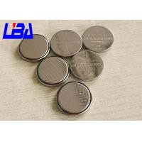 Quality LiMnO2 Coin Cell Lithium Button Batteries Primary CR2032 3V 240mAh for sale