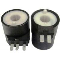 Wholesale DC 24V 48W 2 way power lead Solenoid coils with OEM / ODM Available from china suppliers