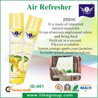 Wholesale 250ml Safe Bathroom Continuous Air Freshener , Household Care Products from china suppliers