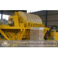Wholesale Rotary Disc Filter Ore Beneficiation Plant, Slurry Handling Equipment from china suppliers