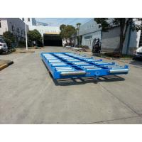 Non Slip 18T Container Pallet Dolly Wear Resistant ISO Certification