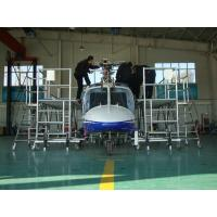 Quality Cold Formed Jointing Portable Scaffolding Aluminum Scaffolding for Helicopter Painting for sale