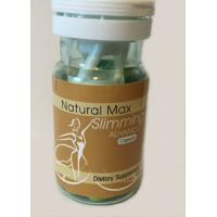 Wholesale Yellow Natural Max Slimming Capsules Advanced Weight Loss Formula, Natural Max Weight Loss from china suppliers