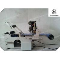 Wholesale High speed Round Bottle Labeling Machine / label dispenser machine from china suppliers