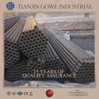 Wholesale Scaffolding Steel galvanised steel tubes Q235 / Q345  scaffold tube lengths  6m from china suppliers