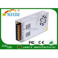 Quality 35A Alumimun AC DC Switching Power Supply 420W , LED Lighting Power Supplies for sale