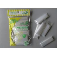 Wholesale Healthy Disposable Plastic Gloves , Safety Disposable Gloves For Food / Barber Shop from china suppliers
