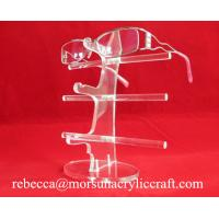 Wholesale Acrylic high quality glasses display rack / glasses holder/ plexiglass sunglasses stand from china suppliers