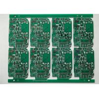 Wholesale Double Layer PCB FR4 Immersion Tin Green Solder Mask  PCB from china suppliers