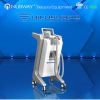 Wholesale HIFU Ultrasonic system Slimming Machine for body shape and weight loss device from china suppliers