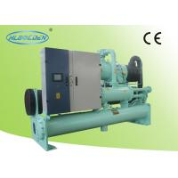 Wholesale Commercial Water Cooled Air Conditioning Units , Shell And Tube Type from china suppliers