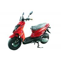 Wholesale 4 Stroke Two Wheel Gas Scooter125cc 150cc GY6 Engine Alloy Wheel TTX Red Plastic Body from china suppliers