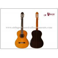"Wholesale ACM30 39"" Solid spruce or Cedar Top Concert Classical Guitar , Stringed Musical Instruments from china suppliers"