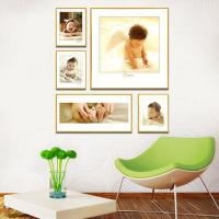 Quality Wooden and Leather Digital Photo Frame Korea Designs / Album Frames for sale