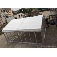 Wholesale Small Transparent Glass Wall Custom Event Tents , Corporate Event Tent from china suppliers