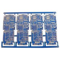 Wholesale FR-4 base mobile / cell phone pcb two layer printed circuit board assembly pcba from china suppliers