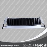 Quality classic design highlight 7w led downlight dimmable with PMMA diffuser for sale