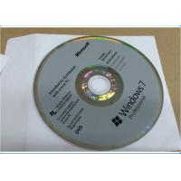 Wholesale SAMPLE FREE Computer System Windows 7 Softwares , Win 7 Ultimate 32 Bit / 64 Bit Retail Box from china suppliers