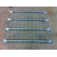 "Quality 42"" Depth Industrial Pallet Racks Shelving For Storage Rack Metal Material for sale"