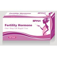 Wholesale One-Step LH Ovulation Rapid Test Urine from china suppliers