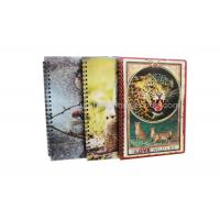 Wholesale Stationery Diary A4 Size Notebooks 3D Lenticular Cover Of Famous Views from china suppliers
