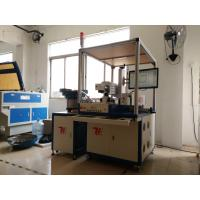 Wholesale Cork Stoppers Automatic Laser Marking Machine / Laser Engraving Machine from china suppliers