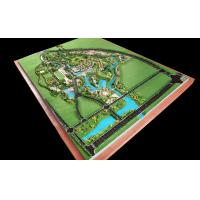 Wholesale Nice Lighting Scale Model Scenery For Town Planning Layout from china suppliers