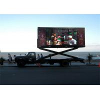 Wholesale RGB SMD 3528 Digital Led Mobile Advertising Trucks Environment Friendly from china suppliers